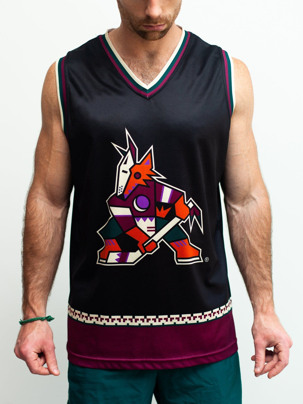 Arizona Coyotes Retro Alternate Hockey Tank