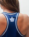 Toronto Maple Leafs Women's Racerback Hockey Tank