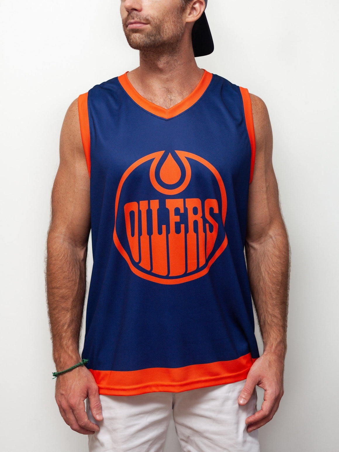 Edmonton Oilers 2019-20 Alternate Hockey Tank