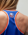 New York Islanders Women's Racerback Hockey Tank