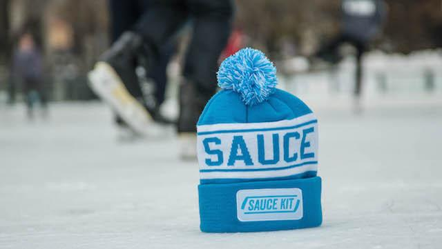 Winter Cap (Blue)