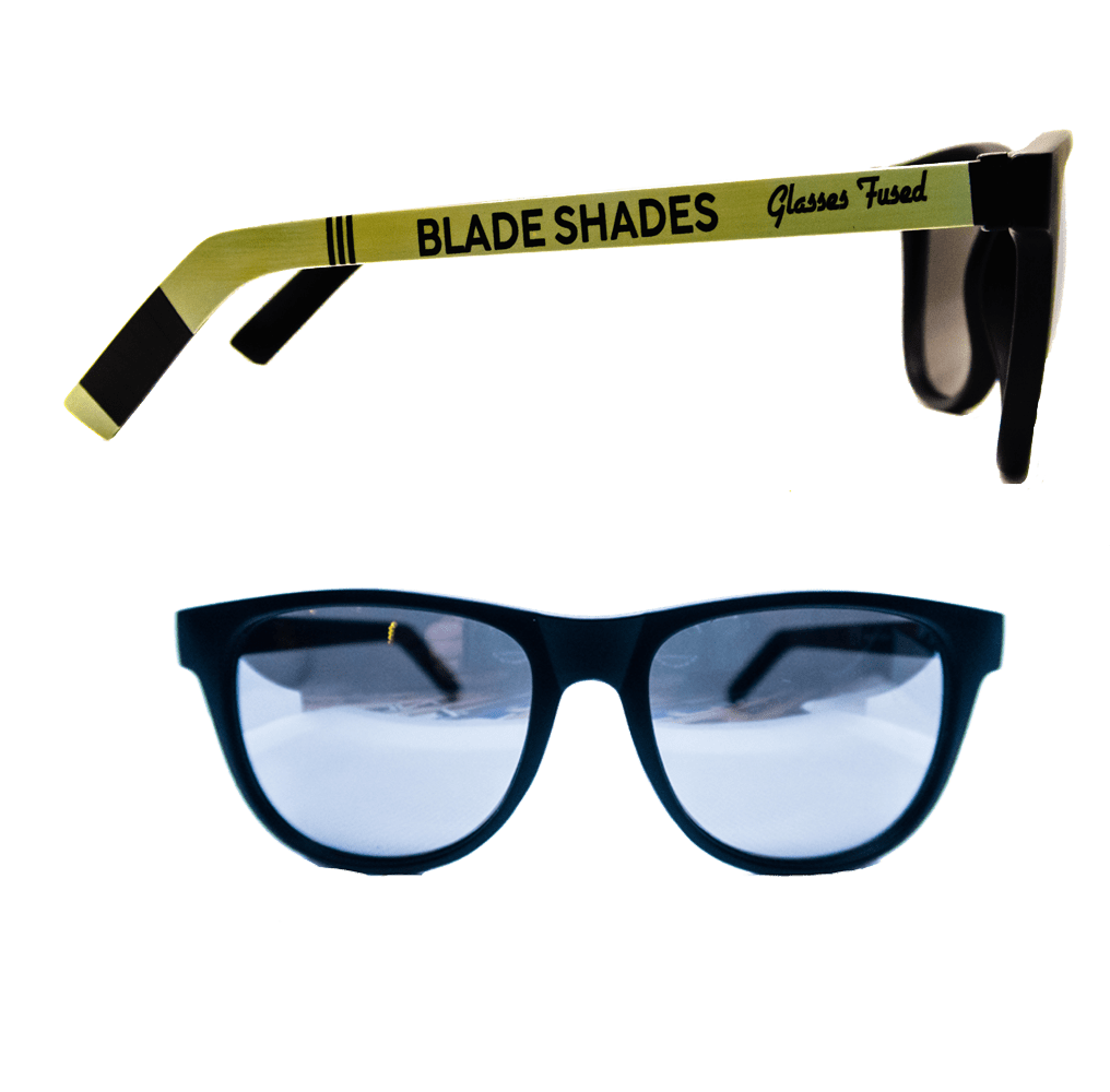 BLADE SHADES - The Original Hockey Stick Sunglasses