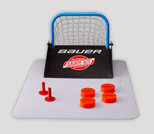 Bauer x Original Hockey Sauce Half Kit
