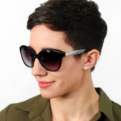 Brighton Ecstatic Heart Sunglasses