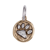 Waxing Poetic Camp Charm Paw CMP2MS-PAW