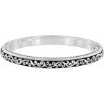 Load image into Gallery viewer, Brighton Sacred Cross Hinged Bangle