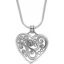 Load image into Gallery viewer, Brighton Contempo Heart Neckalce