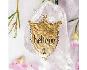 Waxing Poetic Lyric and Lore Believe Fairy Charm