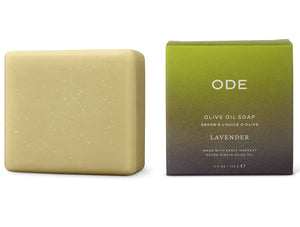ODE Bar Soap - Lavender
