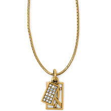 Load image into Gallery viewer, Brighton Meridian Zenith Charm Necklace