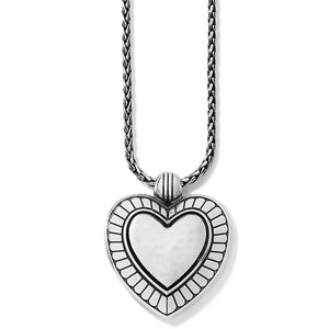 Big Sky Heart Necklace