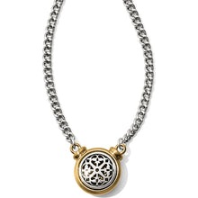 Load image into Gallery viewer, Brighton Ferrara Two Tone Short Necklace