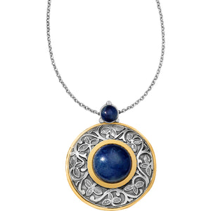 Brighton Udaipur Palace Round Reversible Necklace