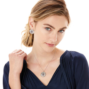 Brighton Halo Rays Petite Necklace