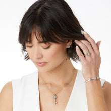 Load image into Gallery viewer, Brighton Illumina Petite Key Necklace