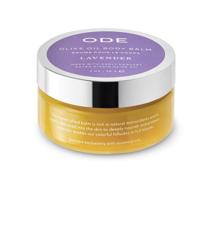 ODE Body Balm Travel Size Olive Oil