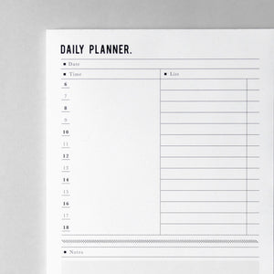 daily planner