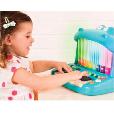 B Toys Flodhest Piano