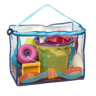 B Toys Ready Beach, strandsett - Lime