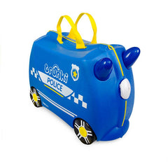 Barnekoffert, Trunki - Percy politibil