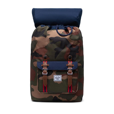 Herschel ryggsekk, Little America, medium - Woodland camo