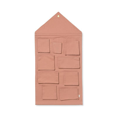 ferm Living organizer, Dusty Rose