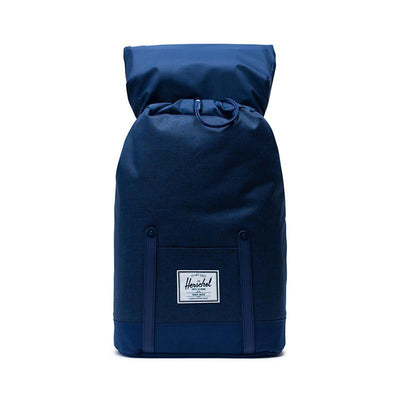 Herschel ryggsekk, Retreat - medival blue crosshatch