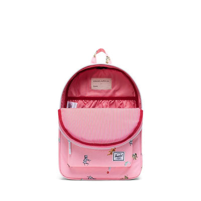 Herschel ryggsekk, Heritage Youth - Candy pink circus animals