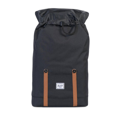 Herschel ryggsekk, Retreat, medium - Black