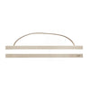 ferm Living ramme til plakat, Maple - Small