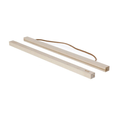ferm Living ramme til plakat, Maple - Large