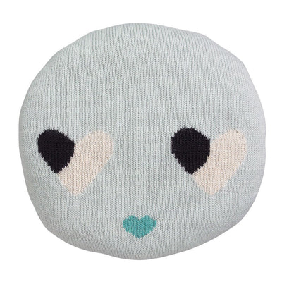 LuckyBoySunday pute, Sweetheart chair - mint