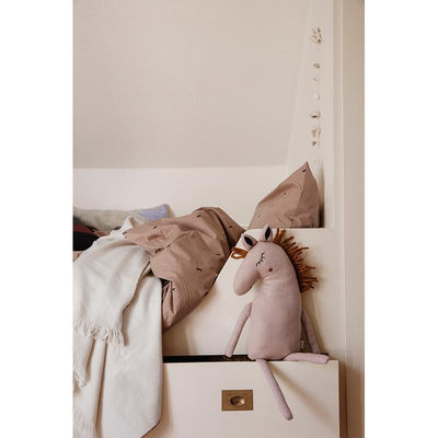 ferm Living pute, Safari - Hest dusty rose