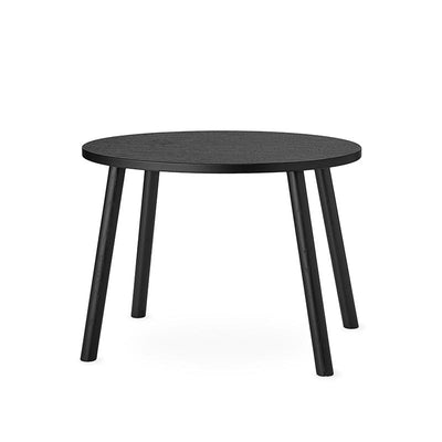 Nofred Mouse Table, barnebord - svart (2-5 år)