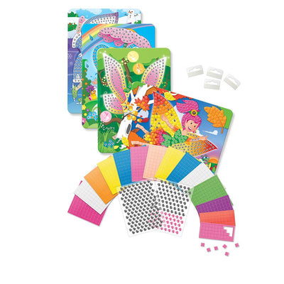 Sticky Mosaics skinnende feer, medium