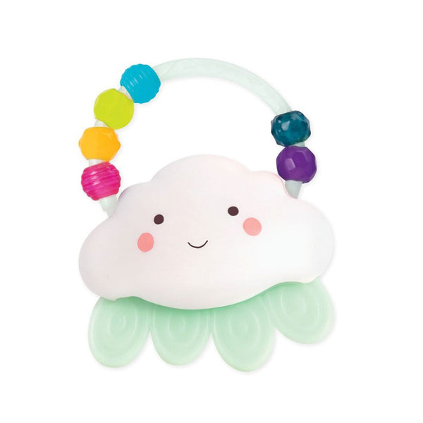 B Toys Rain-glow squeeze rangle