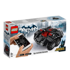 LEGO® Super Heroes, App-Controlled Batmobile