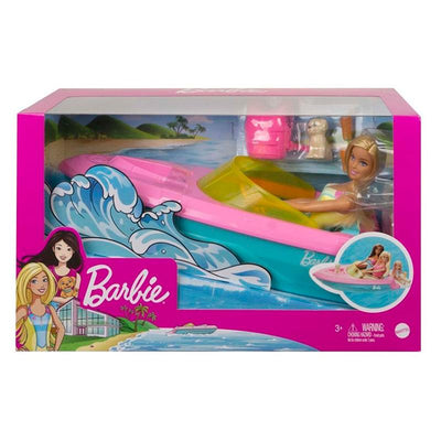 Barbie Vannscooter