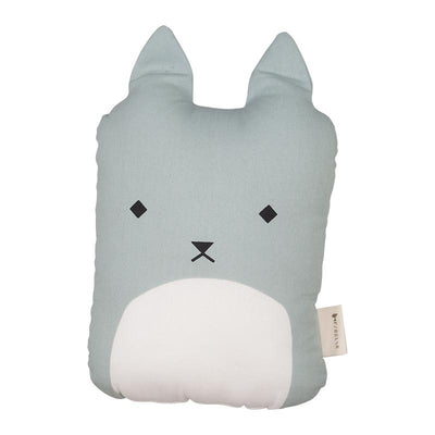 Fabelab pute, Animal - Cuddly cat foggy blue