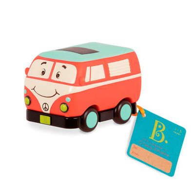 B Toys Mini Wheeee-is, minibuss