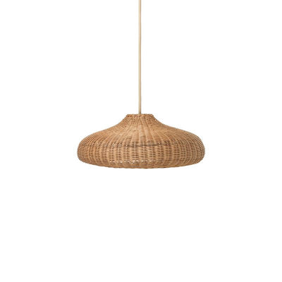 ferm Living Kids flettet lampe, natural