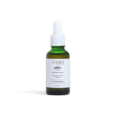 Skøn Skincare, Buriti Face ojie - 30 ml. - Natural