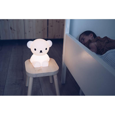 Mr Maria Boris Nightlight, barnelampe - lampe i myk silikon