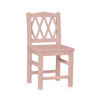 Cam Cam stol, Harlequin Kids chair - Dusty rose