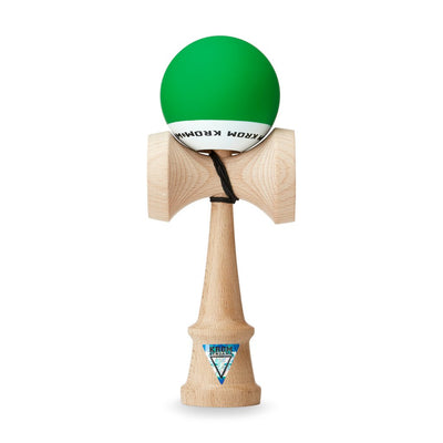 Kendama, Krom Pop - Dark green