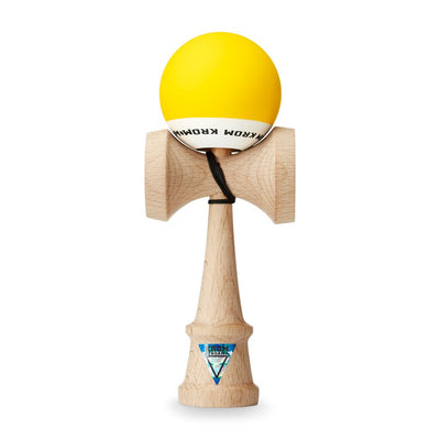 Kendama, Krom Pop - Yellow