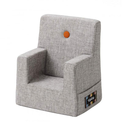 By KlipKlap Kids Chair, multi grey