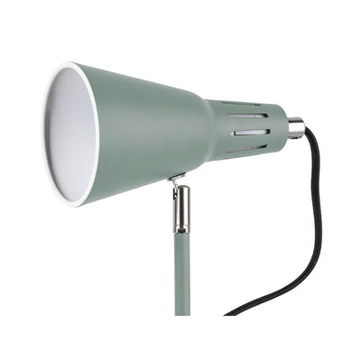 Leitmotiv Mini Cone Bordlampe, Grayed Jade