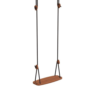 Lillagunga huske, Classic walnut - Black