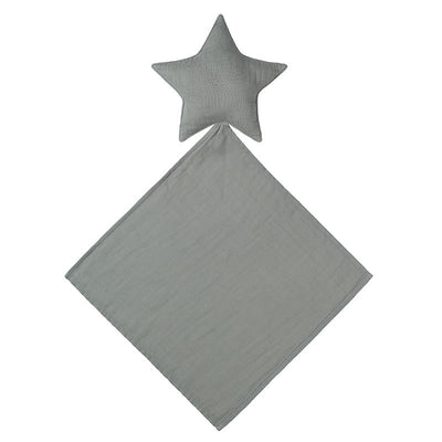 Numero 74 koseklut, Lovely star - silver grey
